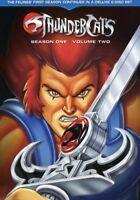 ThunderCats: Season One Volume Two [New DVD] Slipsleeve Packaging