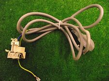 Dishwasher HOTPOINT FDL570P  CABLE PLUG CAPACITOR