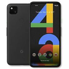 Google Pixel 4a 5G 128GB Just Black Schwarz Android Ohne Simlock NEU + OVP