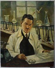 Mack Mackh Chemiker Bayer Leverkusen vor 1923 Dr. Robert Ley Third Reich