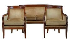 Mahogany Reproduction Antique Sofas/Chaises