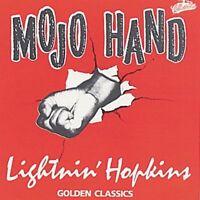 Lightnin' Hopkins: Mojo Hand: Golden Classics NEW CD