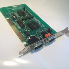 ISA 16 BIT DUAL RS232 SERIAL & PARALLEL  INTERFACE CARD