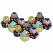 Rhode Island Novelty - Rubber Ducks - ZOMBIE DUCKS (1 Dozen) (2 inch) - New