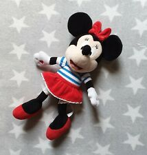 Parisian French Minnie Mouse Plush Toy - plays music