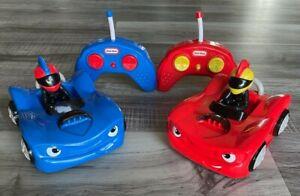 Little Tikes RC Wheelz Bumper Cars Ages 3+ Remote Control