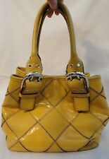 Tignanello Mustard Yellow Purse ~ Authentic ~ Free United States Shipping ~
