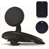 360° Universal In Car CD Slot Mount Holder Stand Cradle For Mobile Phone GPS MP3