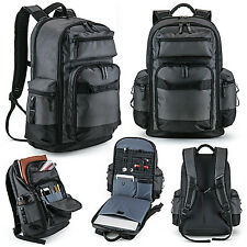"Basecamp Commander Tech 15"" Laptop / MacBook Pro TSA Friendly Backpack - New"