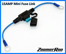 De desconexión de batería interruptor Seccionador Fusible enlace 15 Amp