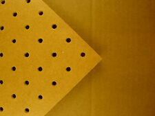 6mm Pegboard wooden 600MM X 600MM,6mm hole with 25mm Hole centres