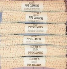 6-Inch Brush Pipe Cleaners - Set of 12-Packs