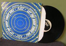 """RJD2 """"Let the Good Times Roll"""" 12"""" OOP Def Jux El-P LP DJ Shadow MHZ Orig"""