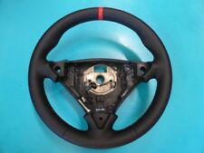 Porsche Cayenne Custom Padded Steering Wheel - NEW Leather