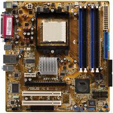 ASUS A8V-VM , Socket 939 , AMD Motherboard