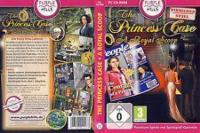 The Princess Case - A Royal Scoop (PC, 2012, DVD-Box)