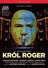 Szymanowski:Krol Roger [Mariusz Kwiecien; Georgia Jarman; Saimir Pirgu; Kim Of