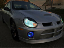 2003 2004 2005 Dodge Neon SRT-4 Blue Halo Fog Lamps lights