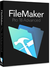 FileMaker Pro 18 Advanced For Win and MacOS ✔ LifeTime Full Activation Version