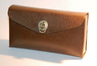 Leather Bicycle bag Vintage Soviet Original  for tools 70's