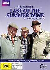 Last Of The Summer Wine : Series 23-24 (DVD, 2013, 4-Disc Set) (D165)