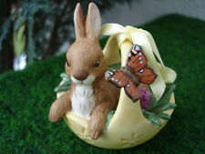 "Goebel Hase ""Jahreshase 2008"" Ornament 1. Wahl in OVP!"