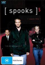 Spooks : Series 5 (DVD, 2008, 5-Disc Set)
