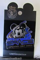 Disney WDW Cast Exclusive Mission Space Opening Day Mickey Mouse Pin
