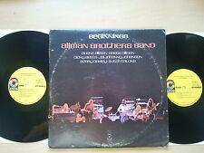DOUBLE LP / ALLMAN BROTHERS BAND / beginnings / ORIGINAL  USA / ATCO