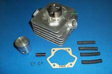 Simson Zylinder Kolben Set 50ccm für S51 Schwalbe KR51/2  Roller SR50  MZA Almot