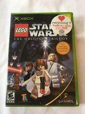 lego Star Wars The Original Trilogy, Xbox