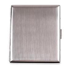 Stainless Steel 20 PCS Cigar Cigarette Tobacco Case Holder Pocket Box Storage