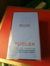 Thierry Mugler Angel Muse EDP Eau de Parfum Spray 30ml Refillable Cosmic Pebble