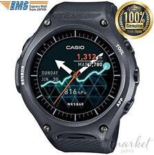 CASIO WSD-F10BK Smart Outdoor Watch MIL-STD-810G Men's Express mail JAPAN EMS