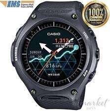 CASIO WSD-F10BK Smart Outdoor Watch MIL-STD-810G Men's Express mail JAPAN EMS