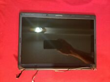 """Genuine HP Compaq Presario F700 Laptop 15.4"""" LCD Screen Complete Assembly Used"""
