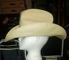 Resistol vintage westerner cowboy hat 7 1/4