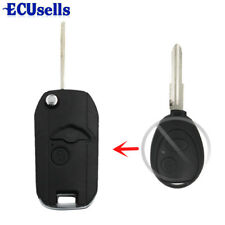Folding Remote Key Shell 2 Button For Land Rover Discovery 2 Fob Case Flip Case