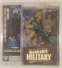 McFarlane Toys Military Series 1 **Air Force Spec Ops Command** Sealed MIP AA
