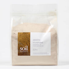 Pure Micronised Zeolite Powder 2.2kg Mineral Detox | -10 Micron | Express