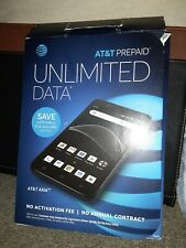 AT&T AXIA 4G LTE 16GB Smartphone Dark Blue AT&T Prepaid In Box Excellent Shape