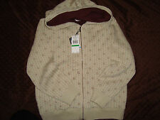 Penguin Boys Jacket Size (L) 7 for 4-7 years olds Hood NWT $48 Value