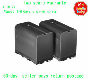 2x7900mAh Battery for Sony NP-F970 NP-F960 NP-F930 F770 990 CCD-TR TRV Camcorder