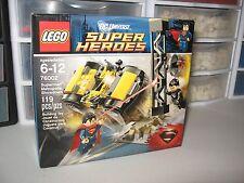 "LEGO DC  SUPER HEROES "" SUPERMAN METROPOLIS SHOWDOWN ""  # 76002 NIB"