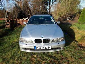 BMW e39 530d 2001