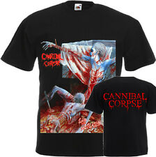 """NEW T-SHIRT """" CANNIBAL CORPSE Demon's Night """" DTG PRINTED TEE- S- 7XL"""