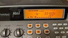 RADIOSHACK DESKTOP RADIO SCANNER PRO-405 TESTED NICE