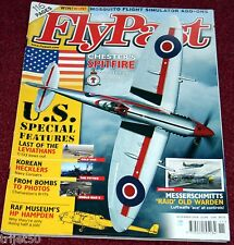 Flypast Magazine 2008 November Swiss Hunter,Whitney Straight,Bf108,F-102,Corsair