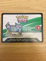 POKEMON TCG ONLINE TRAINER TOOLKIT CODE CARD — WILL MESSAGE YOU CODE ASAP!!