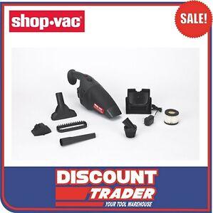 ShopVac Handheld Rechargeable 1.4L 9.6V Type 2 Cordless Vacuum Cleaner - 5795051